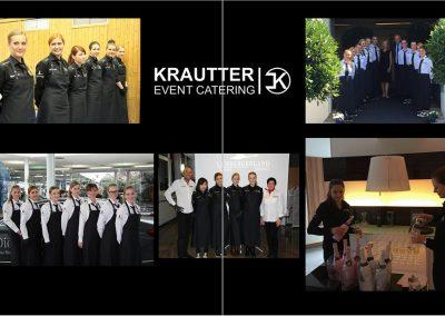 Krautter Eventcatering - Buffetvorschläge