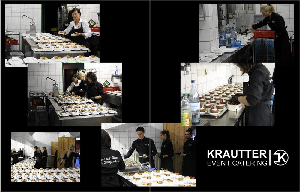 Krautter Eventcatering - Serviceteam