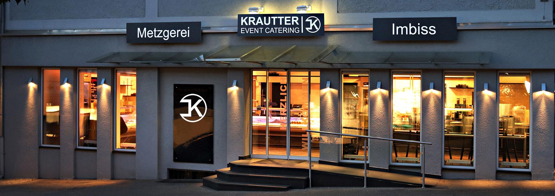 Geschichte Krautter Eventcatering